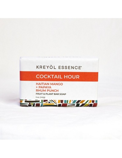Savon pour le corps- Mangue, Papaye et Coco-by ayizana - haiti
