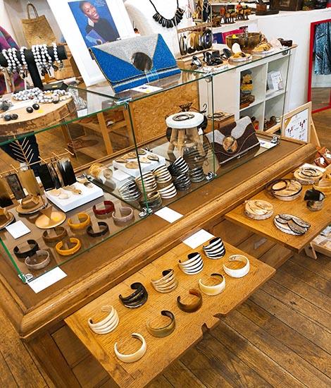 Boutique éphémère au Lieu 37, Paris 10ème