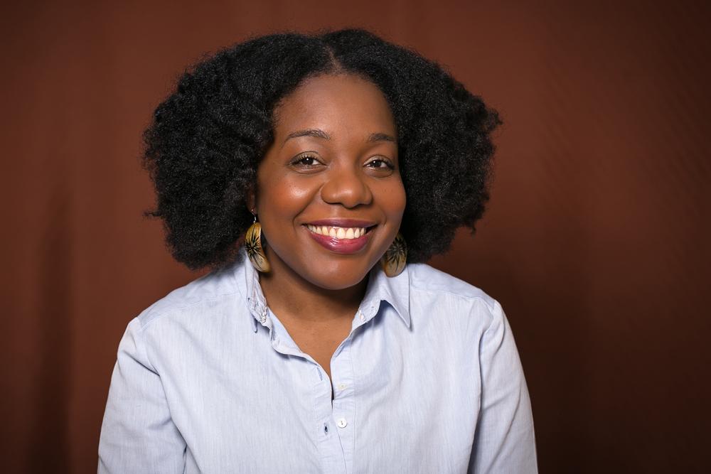 Murielle, co-fondatrice d'Ayizana